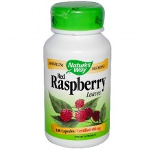 Nature's Way Red Raspberry Leaf (1x100CAP )