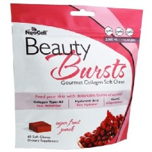 Neocell Corporation Beauty Bursts Chew Frtpnch (1x60 CT)