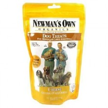 Newman's Own Organics Cheese Med Dog Trt (6x10OZ )