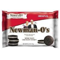 Newman's Own Organics O's Vanilla Creme (6x13OZ )