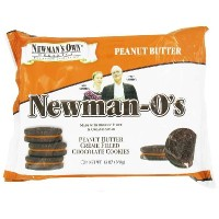 Newman's Own Organics O's PButter Creme (6x13OZ )
