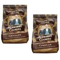 Newman's Own Organics Alphbet Cookie Chocolate (6x7OZ )