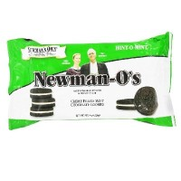 Newman's Own Organics O's Mint Creme (6x8OZ )