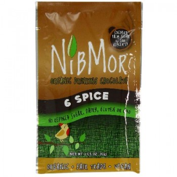 Nibmor 6 Spce Drink Chocolate (6x1.05OZ )