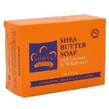 Nubian Heritage Lavendar Wild Flwr Soap (1x5OZ )