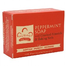 Nubian Heritage Peppermint & Aloe Sp (1x5OZ )