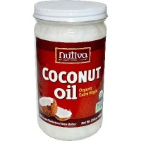 Nutiva Xvr Coconut Oil (6x23OZ )