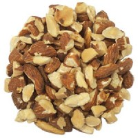 Nuts Almond Butter Stock Nat Diced (1x25LB )