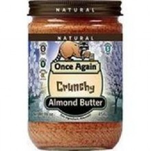 Once Again Almond Butter Crnchy Ns (12x16OZ )