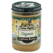 Once Again Cashew Butter Smth (12x16OZ )