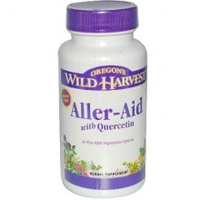 Oregon's Wild Harvest Aller-Aid with Quercetin (1x90VCAP)