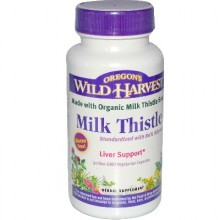 Oregon's Wild Harvest Milk Thstl 80% (1x90VCAP)