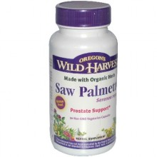 Oregon's Wild Harvest Saw Palmetto (1x90VCAP)