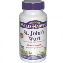 Oregon's Wild Harvest St. Johns Wort W/C (1x90VCAP)