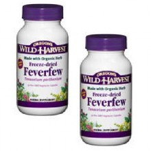 Oregon's Wild Harvest Frz Drd Feverfew (1x90VCAP)