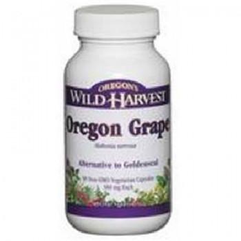 Oregon's Wild Harvest Oregon Grape (1x90VCAP)