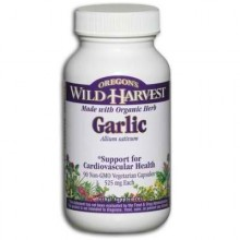 Oregon's Wild Harvest Garlic (1x90VCAP)