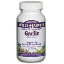 Oregon's Wild Harvest Garlic (1x90VCAP)