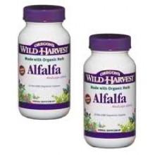 Oregon's Wild Harvest Alfalfa Tops (1x90VCAP)