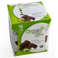 Orgain Creamy Chocolate Fdg (3x4Pack )