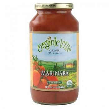 Organicville Mrnra Pasta Sauce (12x24OZ )