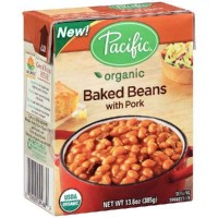 Pacific Natural Foods Bkd Beans W/Pork (12x13.6OZ )