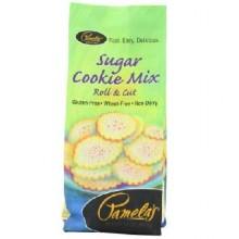 Pamela's Products Sugar Cookie Mix (6x13OZ )