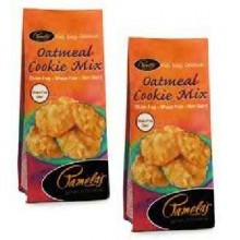 Pamela's Products Oatmeal Cookie Mix (6x13OZ )