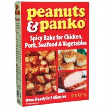 Peanut & Panko Spicy Bake (6x4OZ )