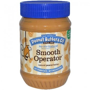 Peanut Butter & Co Smth Operator PButter (6x16OZ )