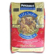 Pet Guard Lifespan Chicken Dog Dry (1x36LB )