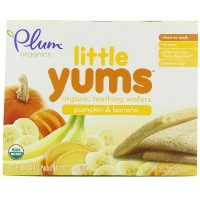 Plum Organics Yum Pumpkin Ban (6x6 CT)