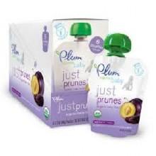Plum Organics Just Prunes (6x3.5OZ )