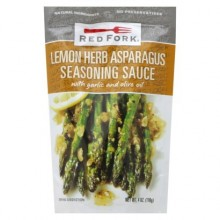 Red Fork Asprgus Seasoning Sauce Lem (8x4.5OZ )