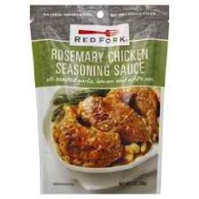 Red Fork Rosemary Chicken Seasoning Sauce (6x8OZ )