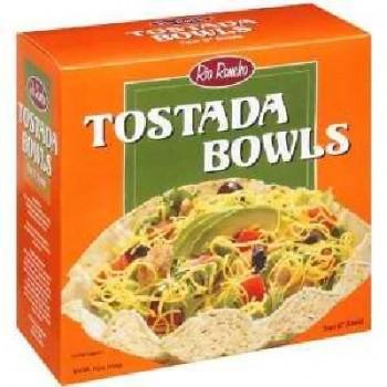 Rio Rancho Tostada Bowls GF (6x4 CT)