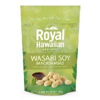 Royal Hawaiian Orchards Macadma Nut Wsbi Soy (6x5OZ )