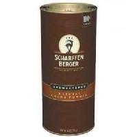 Scharffen Berger Un Sweet Cocoa Powder (6x6OZ )