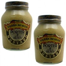 Sierra Nevada Specialty Food Mustard Porter/Spicy (6x8OZ )