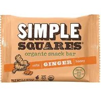 Simple Squares Ginger Square (12x1.6OZ )