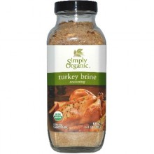 Simply Organic Turkey Brine Seas (6x14.1OZ )