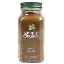 Simply Organic Gar Masala (6x3OZ )