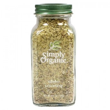 Simply Organic Adobo Seasoning (6x4.41OZ )