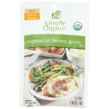 Simply Organic Veg Brown Gravy (12x1OZ )