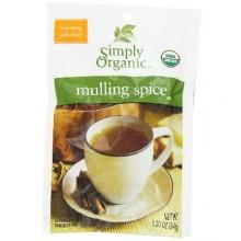 Simply Organic Mulling Spice (8x1.2OZ )