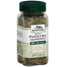 Spice Hunter Poultry Seas Sf (6x0.6OZ )