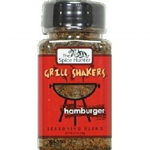 Spice Hunter Hamburger Grl Shkr (1x4.1OZ )