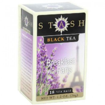 Stash Tea Breakfast In Paris (6x18BAG )