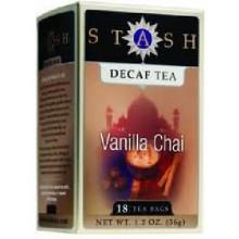Stash Tea Decaf Van Chai (6x18BAG )