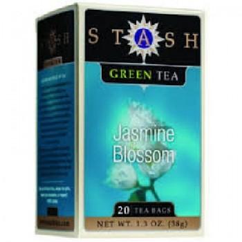 Stash Tea Jasmn Green Tea Blend (6x20BAG )